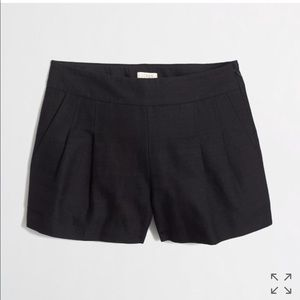 J. Crew pleated short